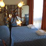 """camera dell'appartamento """"Suite Sud"""" 2-5 pax"""