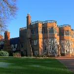 Rear view-Astley hall - 2010