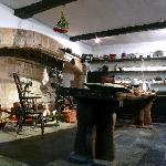Elizabethan Kitchen-Astley Hall - 2010