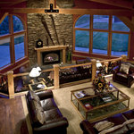 Great Room by the Fireplace