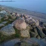 Romantischer Strand...