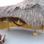 roof top cabana