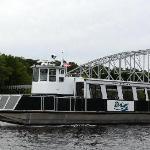 The vessel, RiverQuest