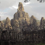 Bayon - one of Angkor temples...