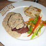Fillet Steak with Jamaican Sauce