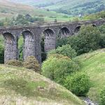 Settle to Carlisle railway viaduct