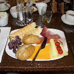 fabulous continental breakfast