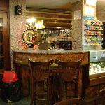 Bar. Residencial Transmontana