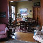 Korner Kottage Living Room