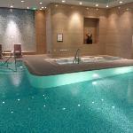 The fantastic swimmingpool