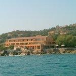 Hotel *** vue de la mer