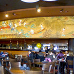 Interior of P.F. Chang's in Orem