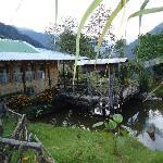 shiva gurung homestay entrance