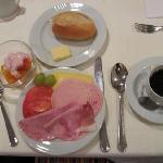 朝食・美味しかったです!