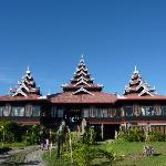 Photo de Mrauk Oo Princess Resort