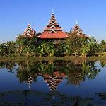 Mrauk Oo Princess Resort Foto