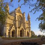 Cathedral at St Albans