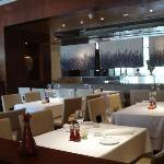 Restaurant (eines von vier)