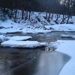 pemigawaset river runs buy and lulls you to sleep