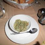 Knoblauch-Kartoffel-Dip