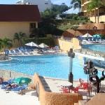 Sosua Bay Hotel poolside
