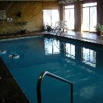Elmhirst indoor pool