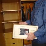 removeable safe/portable safe