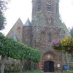 The local church in Westouter