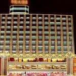 Hotel & hotelterrein