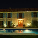 le Relais de nuit/ le Relais at night