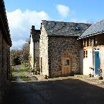 Streancombe Farm - April 2010