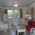 Famly Apartment Lounge / Diner / Kitchen