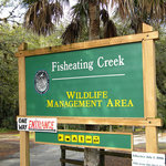 Entrance to Fisheating Creek Campground