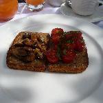 My delicious breakfast!