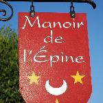 Foto de Manoir de l'Epine