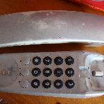 teléfono habitación