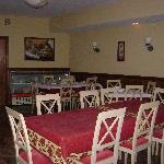 Hotel A Boira - Breakfast room.