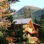 Foto di Alpine Aria Chalet Bed and Breakfast