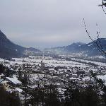 Vue Stans et vallée