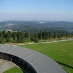 Blick vom Feldbergturm