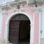 Vorau, Eingangstor