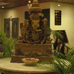 Ganesha at the lobby