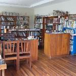 Library for visitors and researchers