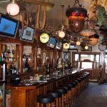 Main Bar Serves Ice Cold Beer