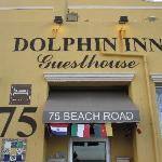 Dolphin Inn from the outside
