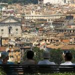 Great view of Rome
