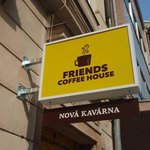 Friends Coffee House Prague warmly welcomes you !