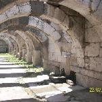 Izmir Roman Ruins