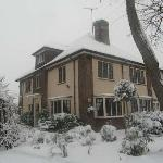 Winter at The Malt House