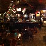 The tap room at the Griswold Inn